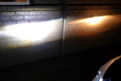 Tại sao đèn xe Lumiled thường có nhiệt độ màu là 6000K