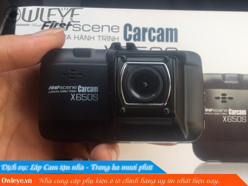 Review Carcam X650s Chiec Camera Hanh Trinh Gia Re Chat Luong Cao 2