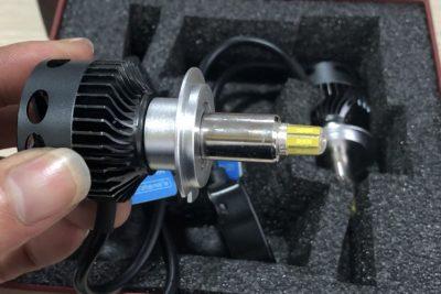 Đánh giá mẫu đèn led ô tô Owleye A360/S2 chuyên dụng cho xe có sẵn bi cầu dựa trên góc độ kỹ thuật.