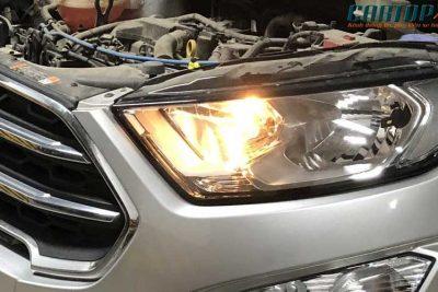 Hướng dẫn độ đèn led cho xe Ford Ecosport 2018/2019… đơn giản tại nhà